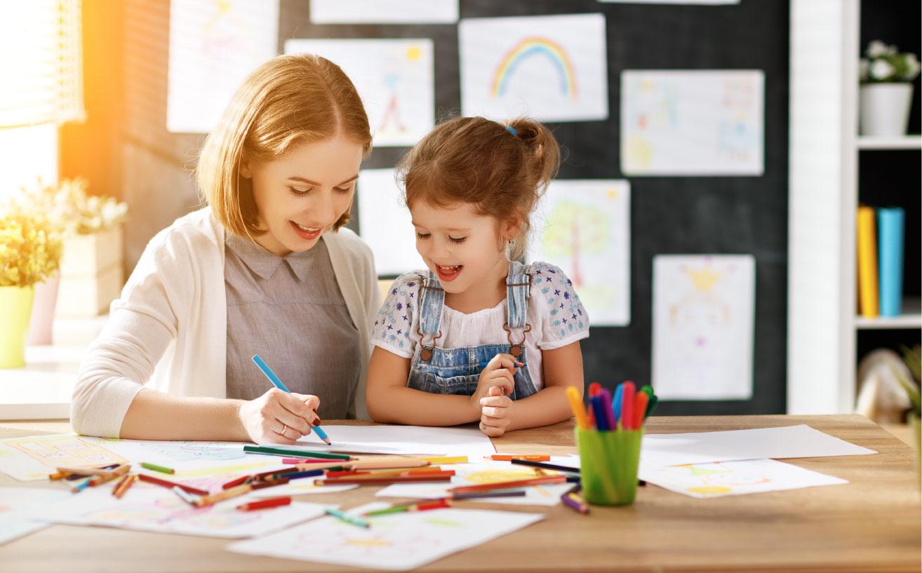 Actividades para hacer en familia 2-3 años